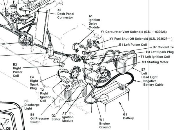 John Deere 445 Wiring Diagram