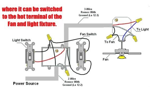3 Wire Fan To 2 Wire