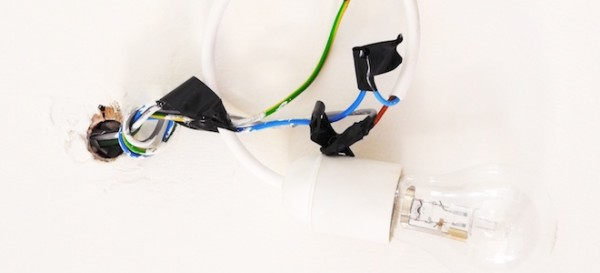 Light Fixture Wire Sizing For Beginners
