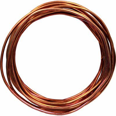 Marmon Home Improvement Products 0502200a3 Number 6 Copper Ground