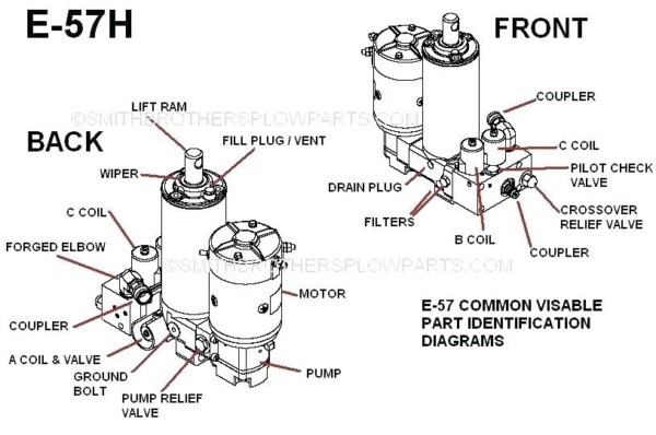 Meyer Plow Wiring Diagram Also Snow And Schematics Meyers E60 At