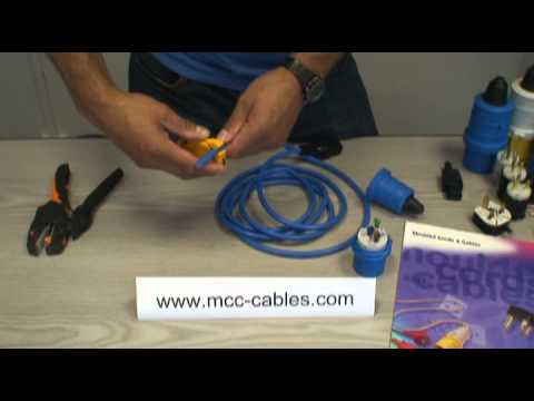 Moulded Cords & Cables Ltd How To Wire A Stk325