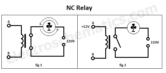 Nc Spst Relay
