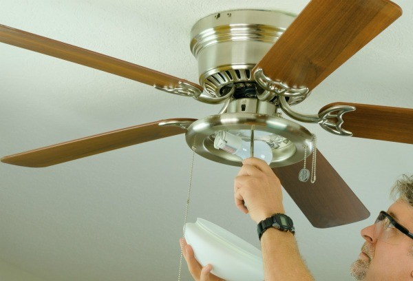 No Power After Installing New Ceiling Fan