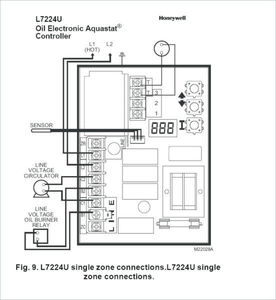 Oil Furnace Wiring S Schematics Instruction Sheet Basic Beckett