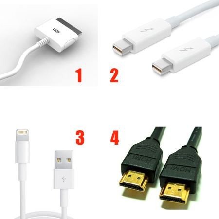Organize, Store And Buy Computer Cables Wisely
