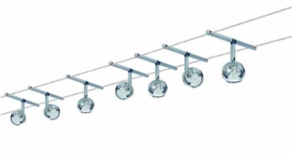 Paulmann Leuchten 94066 Wire System Globe 7 X 20 W   Gu4 230 12 V
