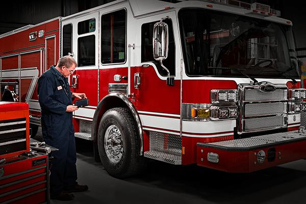 Pierce Fire Truck Wiring Diagrams