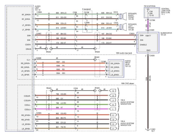 Pioneer Deh 2200ub Wiring Harness Diagram