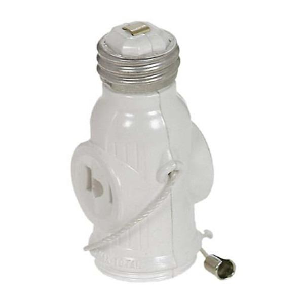 Receptacle Screw In Adapter In Light Socket Legal
