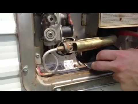 Replacing The Water Heater Element In An Rv  By How