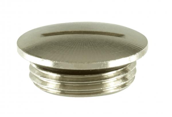 Screw Plug St M32 Brass