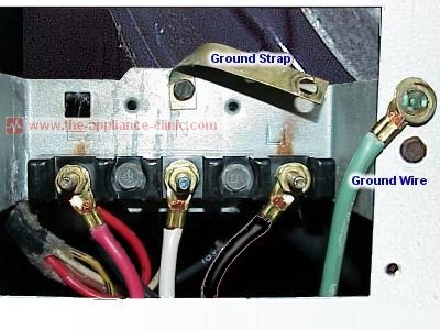 Four Wire Dryer Cord