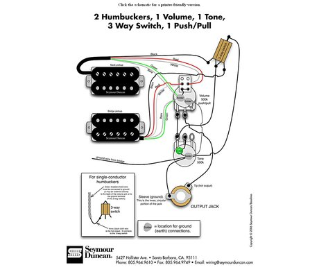 Seymourduncan Support Wiring Diagrams Awhile