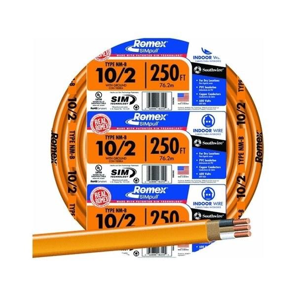 Shop Southwire 28829055 Romex Non