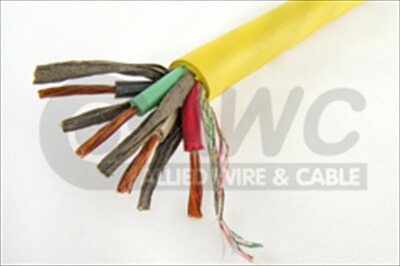 So 12 4 Cord I 12 Awg 4 Conductor Soow Cord From Allied Wire