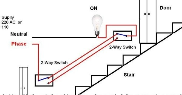 Outstanding Stairs Switch Wiring Wiring Database Wedabyuccorg