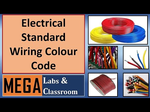 Standard Wire Colour Code   Electrical Wiring Color Code   Wire