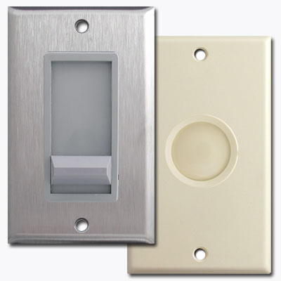 Switch Plate & Electrical Device Glossary