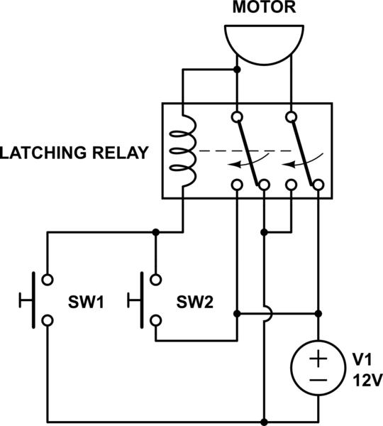 Peachy Latching Relay Circuit Diagram Basic Electronics Wiring Diagram Wiring Cloud Hisonuggs Outletorg