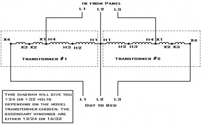 Dongan Transformer Wiring Diagram