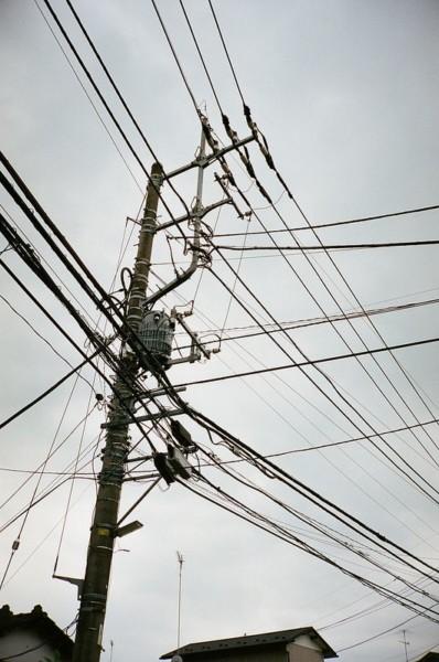 電柱 (the Electric Pole) In 2018