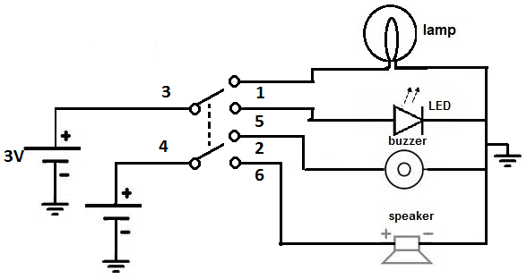 Toggle Switch Wiring