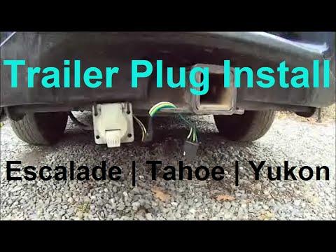 Trailer Plug Wiring