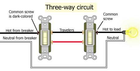 Triple Pole Switch Wiring Diagram