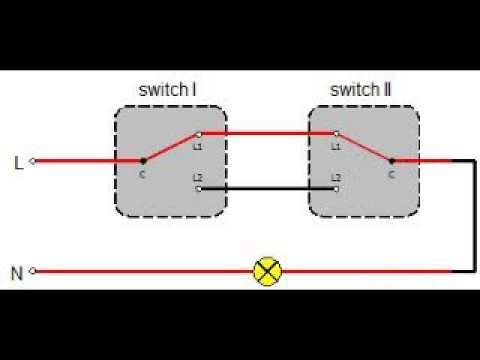 Two Way Switching Diagram Two Way Switch