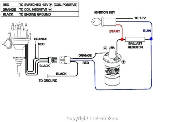Motorcycle Cdi Ignition Wiring Diagram