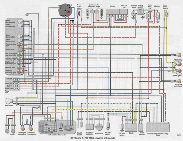 virago_wiring_diagram_2  Yamaha Big Bear Wiring Diagram on
