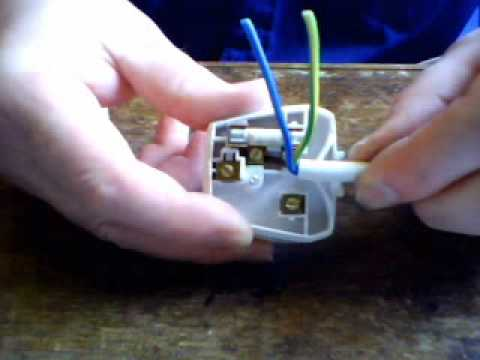 Wiring A 3 Pin Plug Part 2