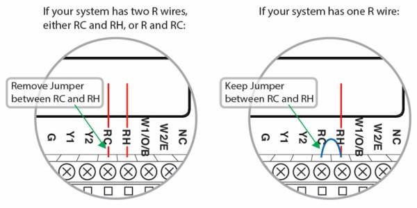Rc Rh Thermostat