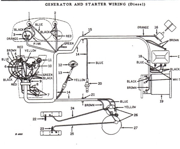 John Deere Wiring Diagrams On Wiring Diagram For John