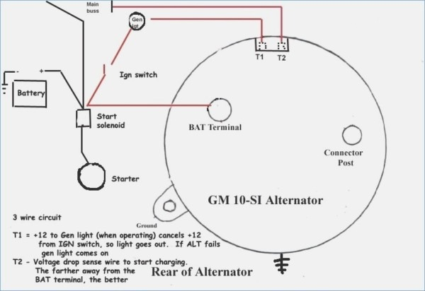 delco alternator wiring diagram  mercury outboard trim