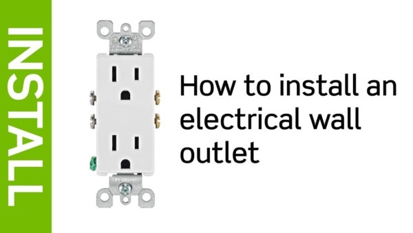 Wiring Wall Outlet