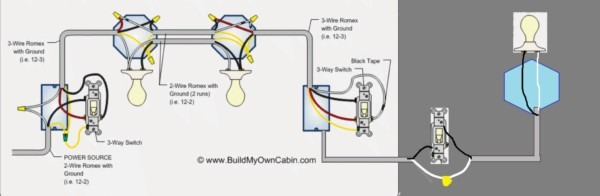 Wiring With 12 3 Wire