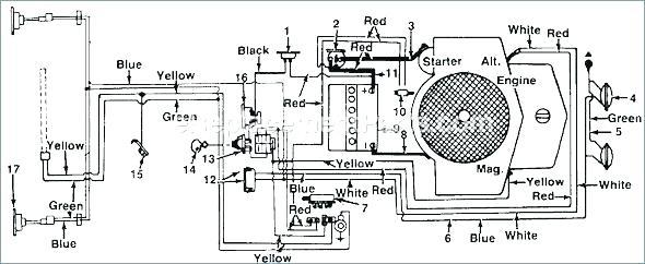 mtd 13a4660f131 wiring diagram wiring diagrams my