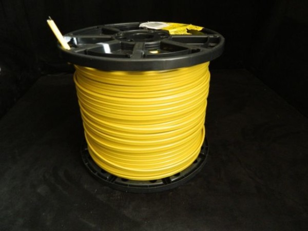 Yellow Wire Romex Simpull Southwire 1000 Ft 12 2 Nm