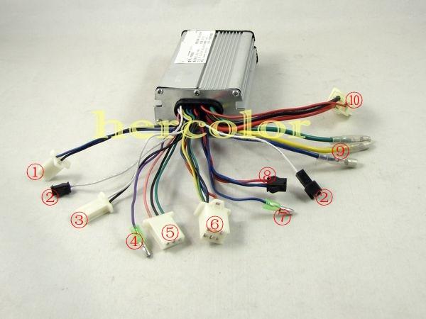 Yiyun Controller Wiring Diagram