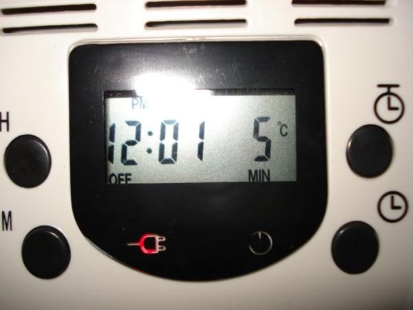 Garrison Heater Manual