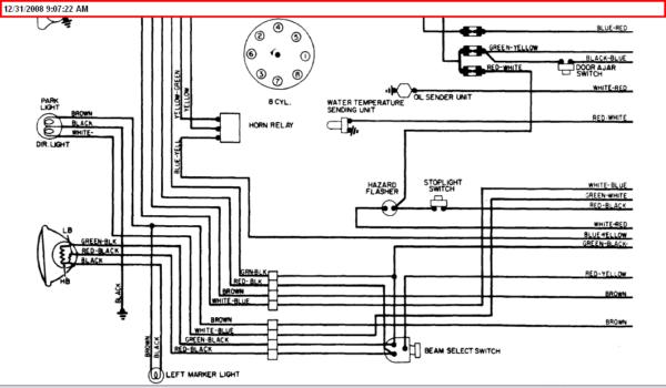 Ford F100 Wiring Diagram 1974