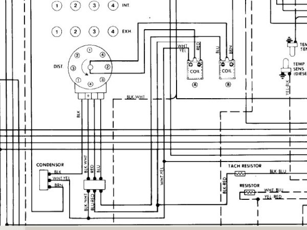 1995 Nissan Pickup Wiring Diagram