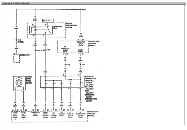 1997 Dodge Caravan Wiring Diagram