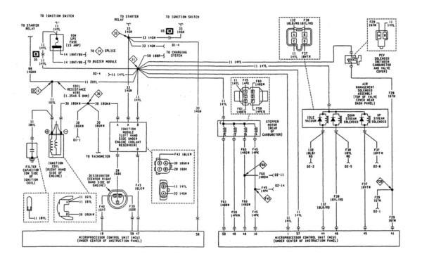 2007 Jeep Wrangler Wiring Schematic