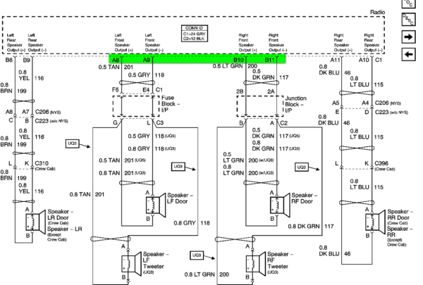 2010 Gmc Wiring Diagrams
