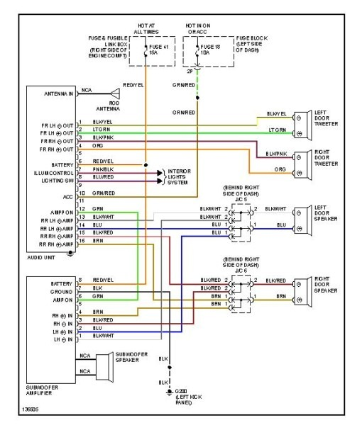 2010 Nissan Altima Wiring Diagram