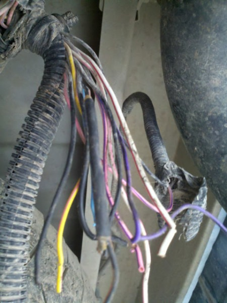 2011 Dodge Ram Wiring Harness