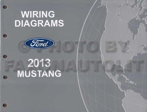 Ford Mustang Wiring Diagram